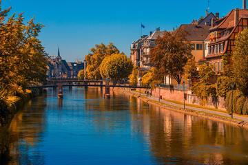 Recorrido a pie privado por Estrasburgo
