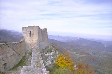 Rennes le Château & Montsegur Cathar castle