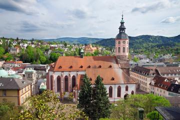 Visite privée: excursion d'une journée à Baden-Baden et la Forêt...