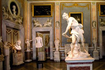Private Borghese Gallery Tour with Hotel Pick-up and Drop-off