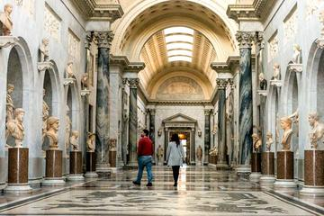Private Early Bird Vatican and St Peter's Basilica Tour: Hotel Pick-up Drop-off