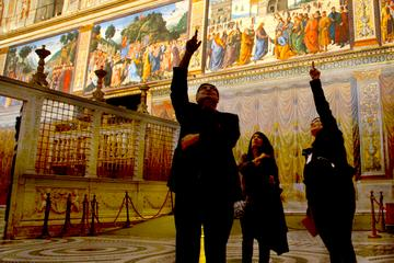 Private Vatican VIP Experience: Vatican Museums and Sistine Chapel...