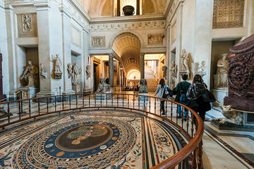 Private Vatican VIP Experience: Vatican Museums, Sistine Chapel with Transfers