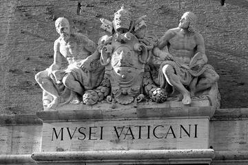 Toegangskaartje zonder wachtrij tot de Vaticaanse Musea