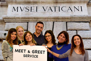 Vatican Museums Skip the Line Ticket with Meet and Greet