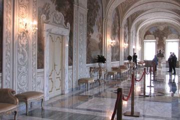 Visita privada a Castel Gandolfo...