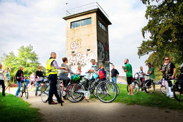Private Berlin Wall and Third Reich History 3-Hour Bike Tour in Berlin