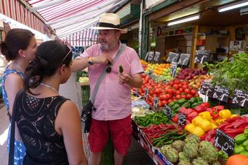 Small-Group Naschmarkt Food Walking Tour in Vienna
