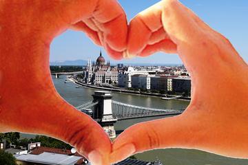 Heldagstur med sightseeing i Budapest med bil