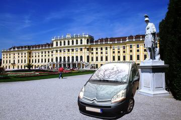 Private Transfer to Vienna from Budapest