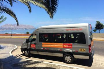 Lima Airport Shuttle: Airport to Miraflores