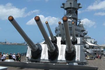 ハワイ島発真珠湾の戦艦ツアー