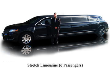 Luxury Stretch Limousine Service From Honolulu Airport to Waikiki