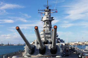 Pearl Harbor Full Day Experience From Big Island