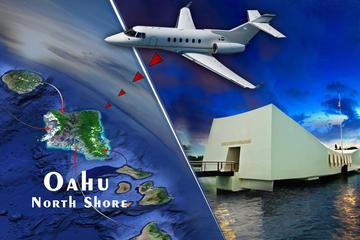 Pearl Harbor– USS Arizona Memorial und Oahu-Abenteuer an der...