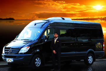 Private Luxury Van Car Service From Honolulu Airport to Waikiki Hotels