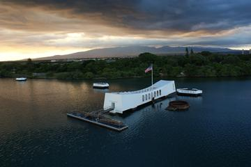 Private Pearl Harbor - USS Arizona...