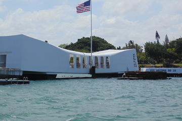 USS Arizona Memorial And Pacific Aviation Museum Group Tour