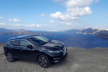 Private Tour: Santorini Panorama SUV Adventure