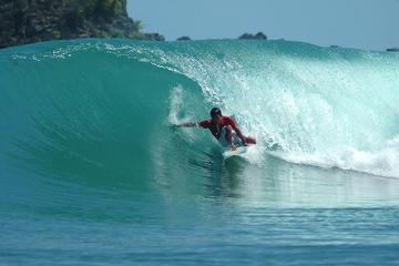 1-Hour Baler Surf Lesson Including...