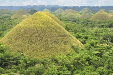 Excursion d'une journée complète dans la campagne de Bohol