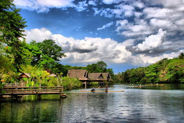 VILLA ESCUDERO DAY TOUR with Carabao Cart Ride and Bamboo from Manila