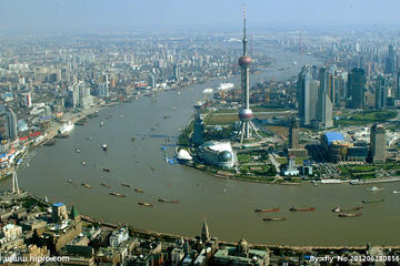 Private day tour of Shanghai's history and architecture