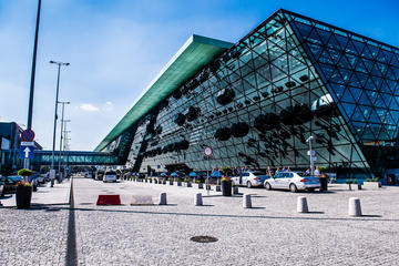 Krakow Airport - Krakow City Private Transfer