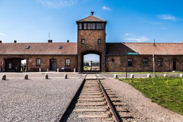 Tour naar het herdenkingsmonument en museum van Auschwitz-Birkenau ...