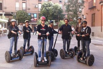 Lo más destacado de Madrid: Recorrido turístico guiado en Segway