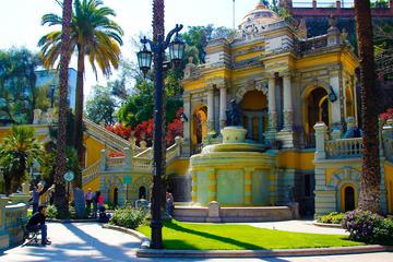 City tour pela cidade de Santiago