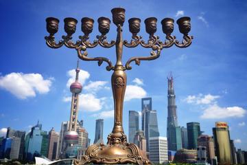 Tour durch das jüdische Shanghai mit einem jüdischen...