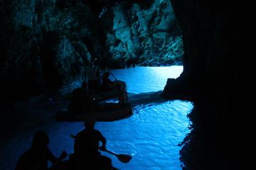Blue Cave and Five Islands Speedboat Tour from Split