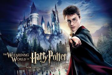 Eintrittskarte zu den Universal Studios Hollywood