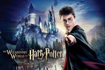 Universal Studios Hollywood almindelig entrebillet