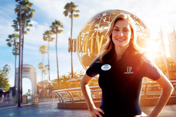 VIP-oplevelse i Universal Studios Hollywood