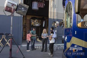 VIP-opplevelse ved Universal Studios Hollywood