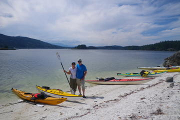 Gulf Islands Kayak and Seaplane Adventure