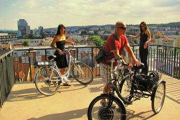 4-Hour Bike tour in Brno with Guide
