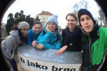 Explore Brno with Our OUTDOOR TRESURE...