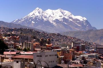 Balade dans la ville de La Paz