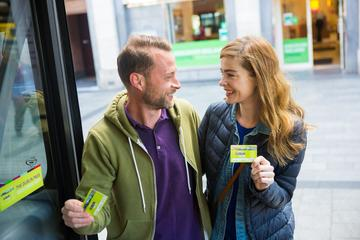 Dublin Pass inkludert hopp-på-hopp-av-tur