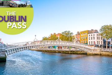 Passe de Dublin - inclui entrada para mais de 30 atrações