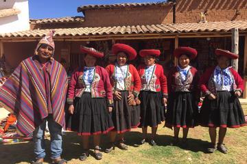 Maras Moray Private Tour and Kantu