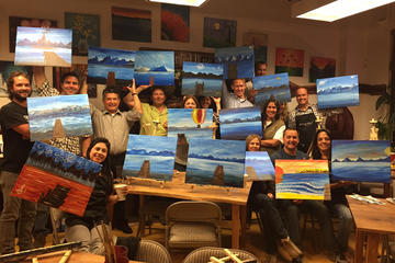 Day Trip Truckee Painting Class near Truckee, California