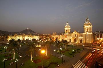 Excursão turística particular por Lima