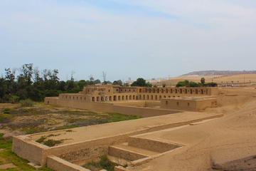 Recorrido de medio día al yacimiento arqueológico de Pachacamac...
