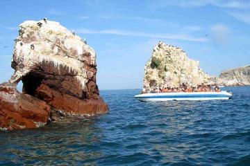 Reserva Nacional de Paracas e Islas...