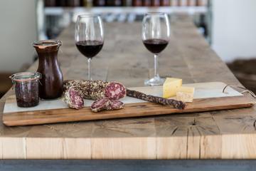 Excursão privada de vinhos e comida...