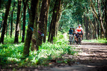 Bike the Cu Chi Tunnels